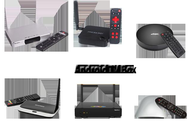 Nên mua Android TV Box nào đáp ứng tốt nhu cầu xem truyền hình
